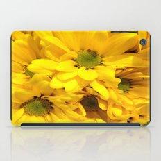 Yellow Daisies iPad Case