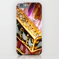 iPhone & iPod Case featuring Emeralda by Deja Green