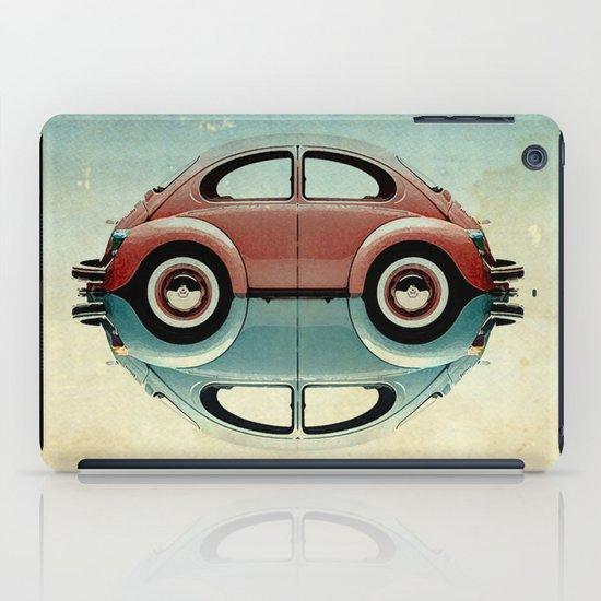 4 speed - VW beetle   iPad Case