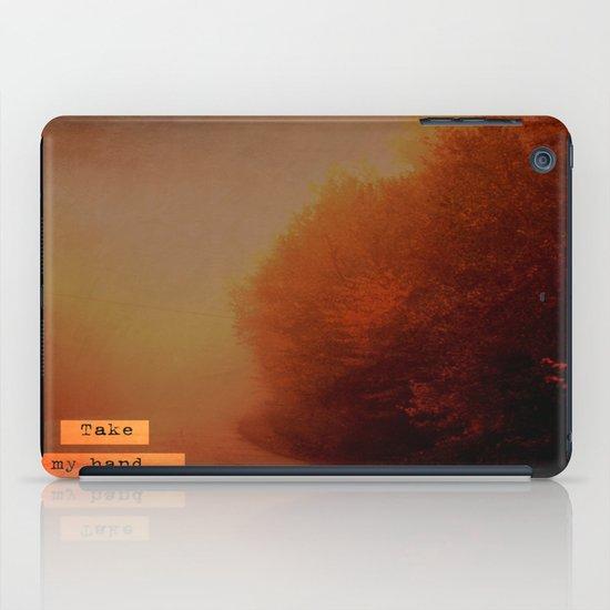 Take My Hand  iPad Case