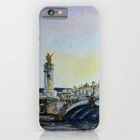 iPhone & iPod Case featuring Pont Alexandre III by Laura MSS