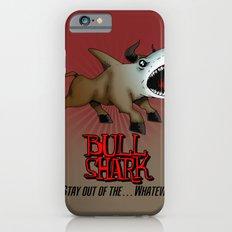 Bull Shark Version 2 Animal Series by RonkyTonk iPhone 6s Slim Case