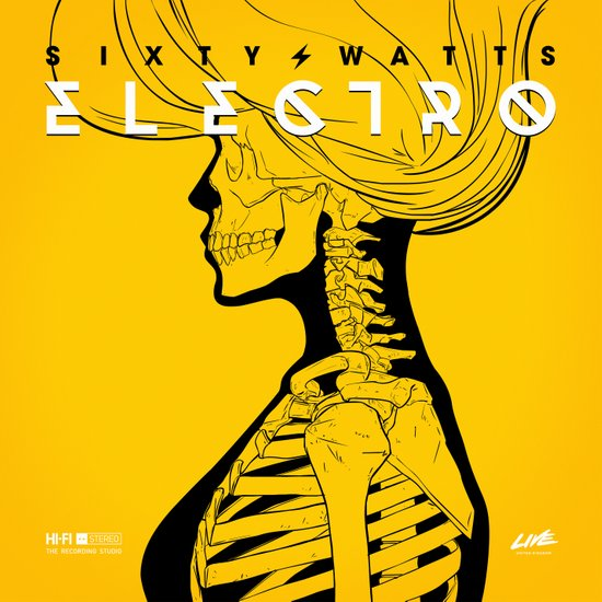 Electro - Original Version Art Print