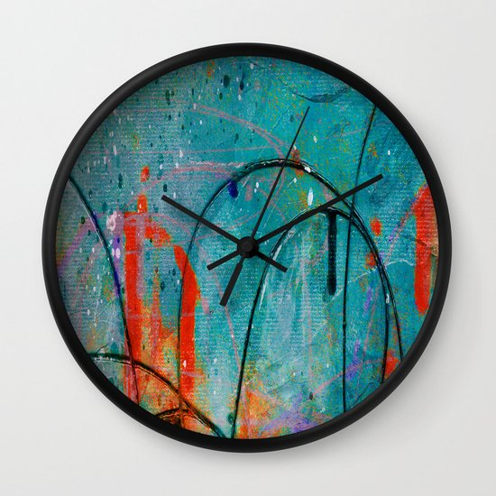 Conveyance Wall Clock