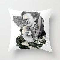 Lodzi by Zabu Stewart Throw Pillow