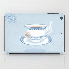 Royal Tea iPad Case