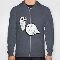 2Spooky Ghosties Hoody