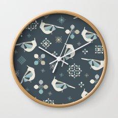Petit Birds Wall Clock