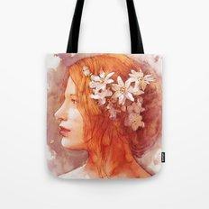 Flower scent Tote Bag