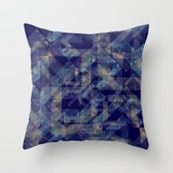 Nocturne 1 Throw Pillow