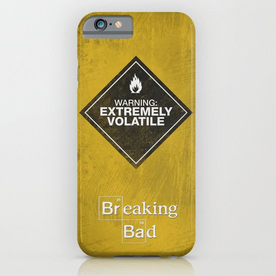 Breaking Bad Poster 01 iPhone & iPod Case