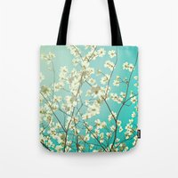 The Dogwoods Are Bloomin… Tote Bag