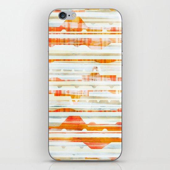 Huts iPhone & iPod Skin