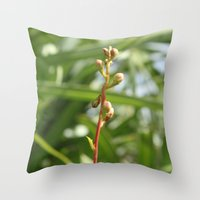 Standing out. Throw Pillow