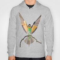 Bird Ripple  Hoody
