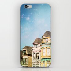 Rainbow Road iPhone & iPod Skin