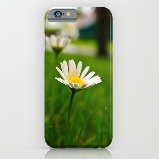 Simple Spring flower iPhone & iPod Case
