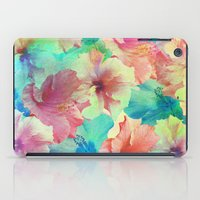 Hibiscus Dream #2 iPad Case
