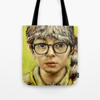 Sam - Moonrise Kingdom - Jared Gilman Tote Bag