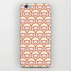 Popsicle Girls iPhone & iPod Skin