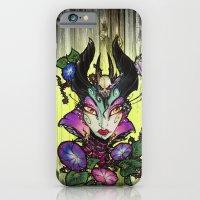 Malefica Glam iPhone 6 Slim Case