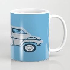 Back to The Future DeloreVan Mug