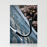 Hooked Stationery Cards
