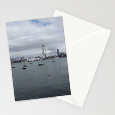 Spinnaker Tower, Portsmouth UK Stationery Cards