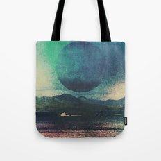 Fluid Moon Tote Bag