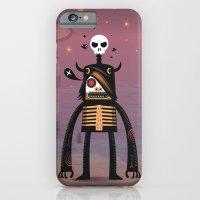 Moon catcher brothers  iPhone 6 Slim Case