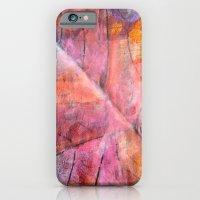 Leaf Rubbing iPhone 6 Slim Case