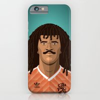 iPhone & iPod Case featuring Gullit 1988 by boobee
