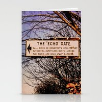 Echo Gate Stationery Cards