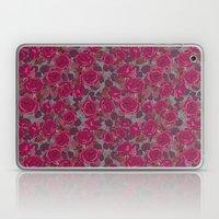 Roses In Mauve Laptop & iPad Skin