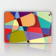 Abstract #303 Laptop & iPad Skin