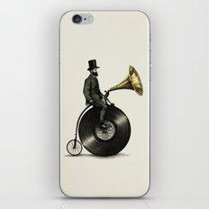 Music Man iPhone & iPod Skin
