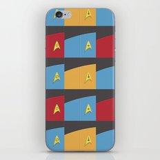 Star Trek - Insignia iPhone & iPod Skin