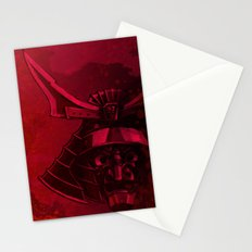 Kabuto with Mempo Stationery Cards