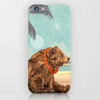 Beach Bear iPhone 6 Slim Case