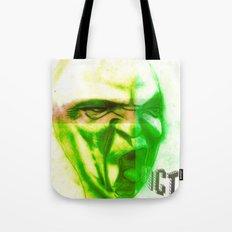 Acid Face Tote Bag