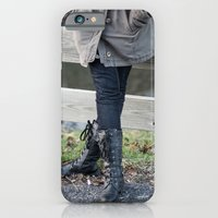 iPhone & iPod Case featuring Chill by Ravius Kiedn