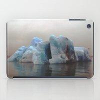 iceberg. iPad Case