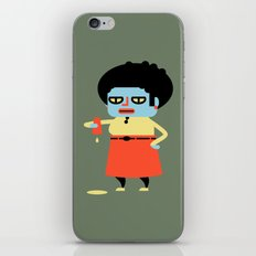 Doris iPhone & iPod Skin
