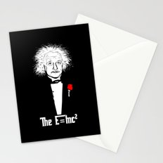 The relativity father Stationery Cards