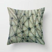 Starchitecture Throw Pillow
