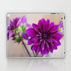 dahlias Laptop & iPad Skin