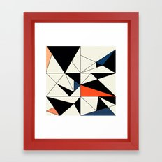 Abstract #87 Framed Art Print