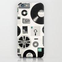 iPhone & iPod Case featuring Data by Speakerine / Florent Bodart