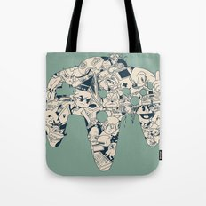 Grown Up Tote Bag