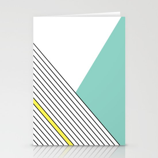 MINIMAL COMPLEXITY Stationery Card